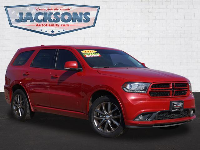 Pre-Owned 2017 Dodge Durango GT