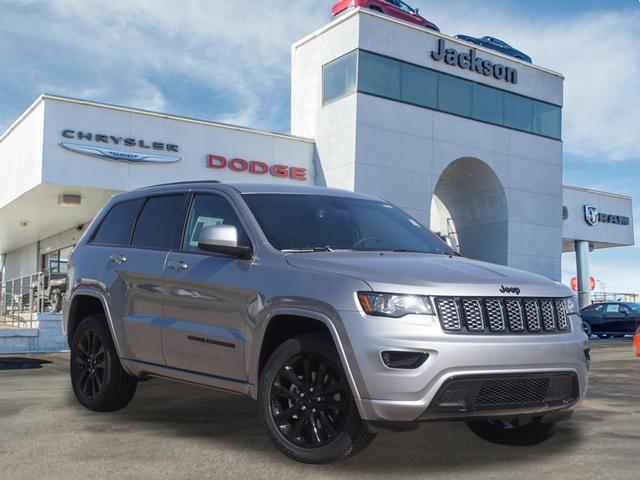 New 2018 JEEP Grand Cherokee Altitude