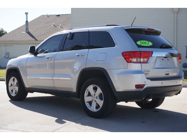 Pre-Owned 2012 Jeep Grand Cherokee Laredo