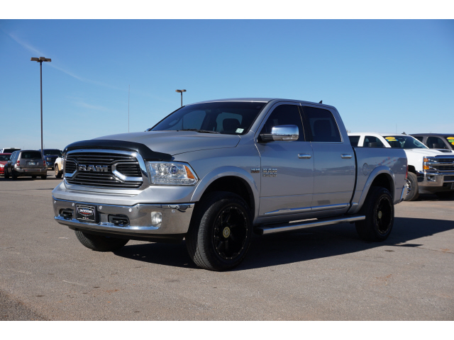 Pre-Owned 2017 RAM 1500 Limited