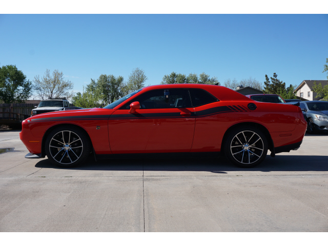 Pre-Owned 2015 Dodge Challenger R/T Scat Pack Shaker