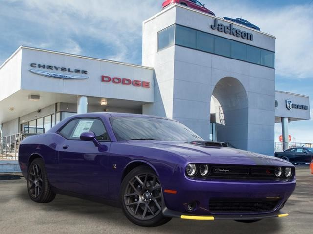 New 2018 Dodge Challenger 392 Hemi Scat Pack Shaker Coupe For Sale