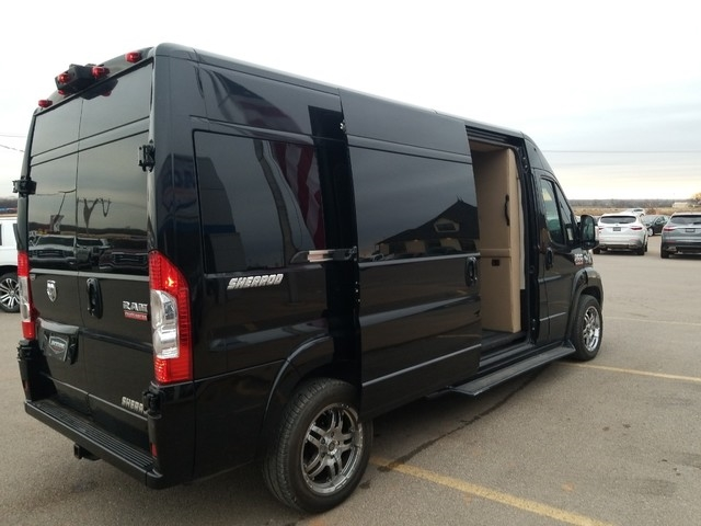 Pre-Owned 2015 RAM ProMaster Window 2500 159 WB