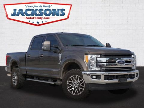 Pre-Owned 2017 Ford Super Duty F-250 SRW Lariat