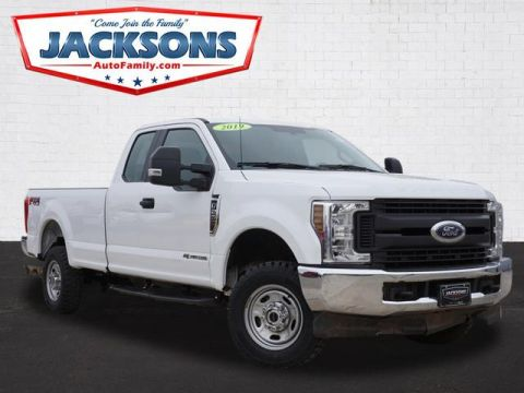 Pre-Owned 2019 Ford Super Duty F-250 SRW XL