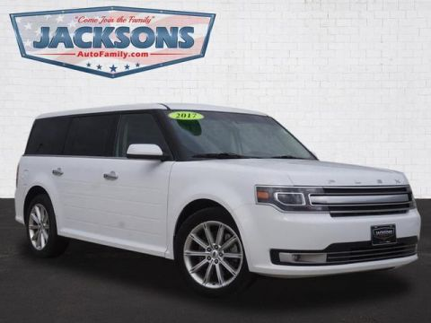 Pre-Owned 2017 Ford Flex Limited