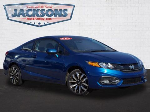 Pre-Owned 2014 Honda Civic EX-L w Navigation