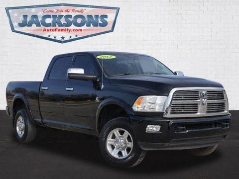 Pre-Owned 2012 Ram 2500 Laramie Limited